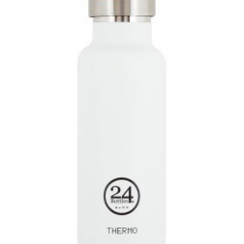Thermo bottle 24 Bottle ice white