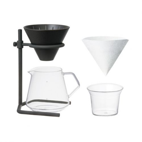 Kinto Brewer stand coffee