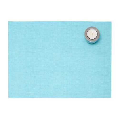 Placemat Luxe Turquoise