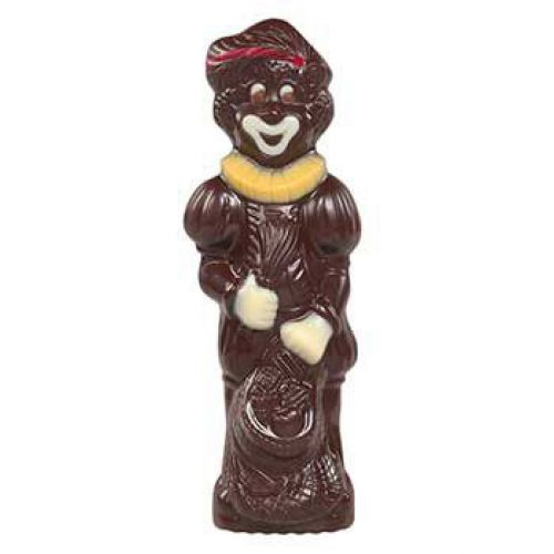 ZWARTE PIET medium fondant deco