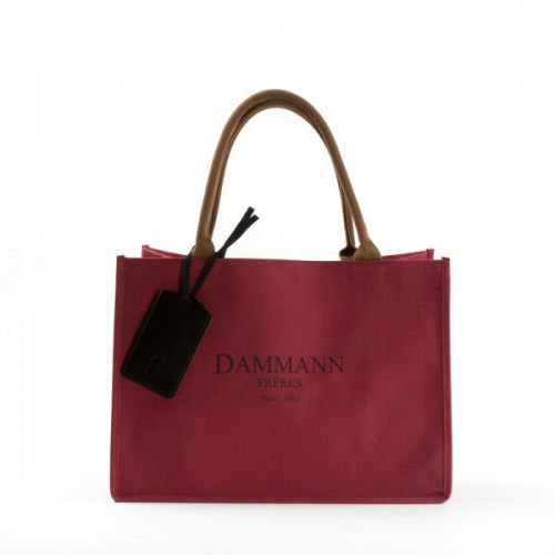 shopping bag rood