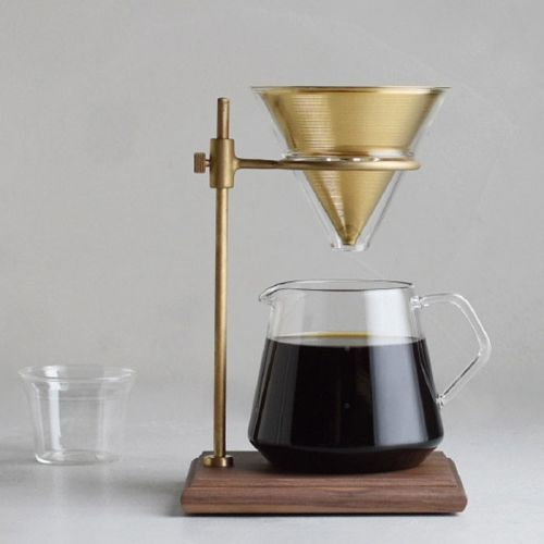 Brewer stand coffee